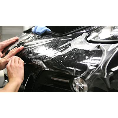 3M Clear Scotchgard Paint Protection Bulk Film Roll 4-by-72-inches: Automotive