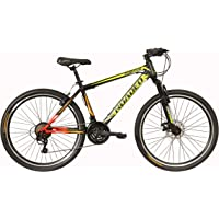 Hercules-Roadeo Fugitive 26T 21 Speed Premium Geared Cycle(Black)