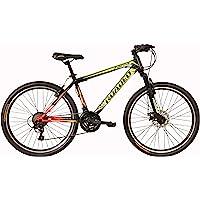 Hercules-Roadeo Fugitive 26T 21 Speed Premium Geared Cycle(Black)
