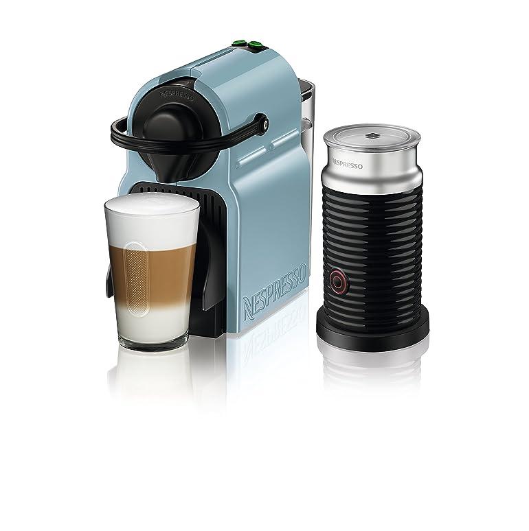Krups Nespresso Inissia Coffee Capsule Machine with Aeroccino ...