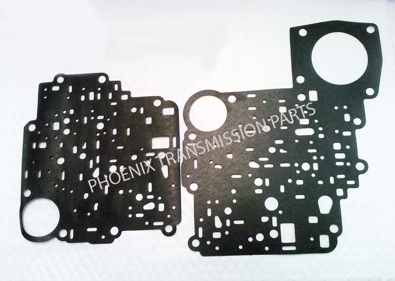 4L30E 4L30 Transmission Valve Body Gasket Set -- Upper & Lower SAP