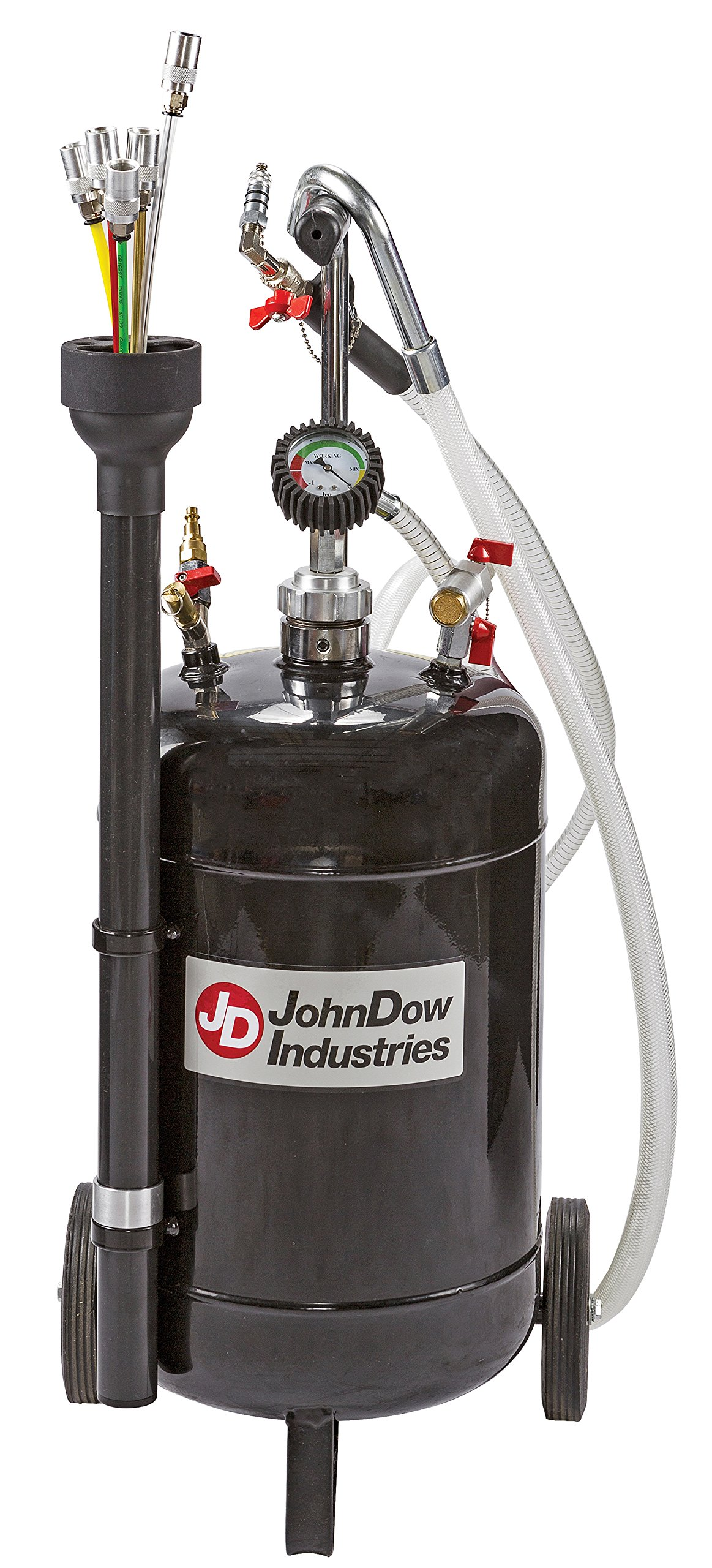 JohnDow Industries Crew Chief JDI-6EV 6 Gallon Fluid Evacuator by JohnDow Industries