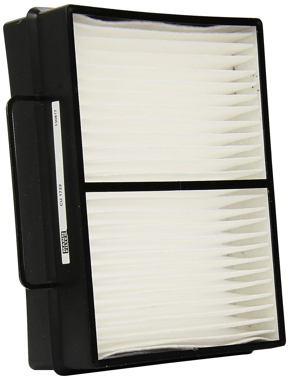 Mann Filter CU 1722 Filtro aire habit/áculo