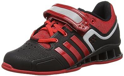 des chaussures adidas kanadia 7 gtx piste hommes en noir, orange achète