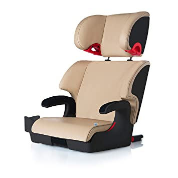 Clek Oobr High Back Booster Car Seat With Recline And Rigid LatchPAIGE