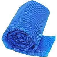 Gre CPERT53 - Cubierta de Verano para Piscina Enterrada Rectangular de 500 x 300 cm, Color Azul