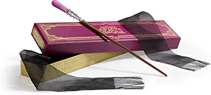 Seraphina Picquery Magic Wand Noble Collection Harry Potter FANTASTIC BEASTS