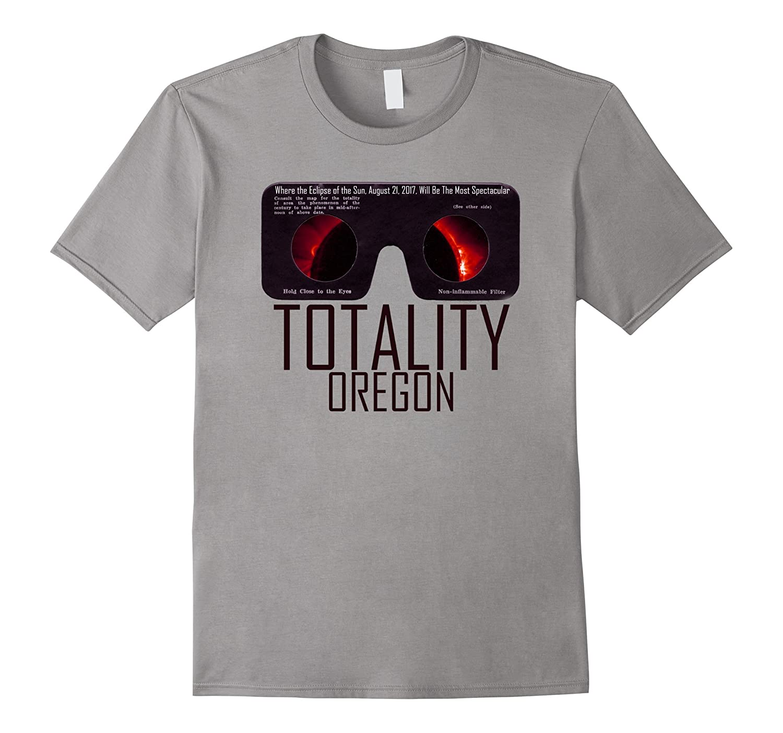 Total Solar Eclipse Oregon 2017 Totality Shirt