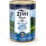 ZIWI Peak Canned Wet Dog Food – All Natural, High Protein, Grain Free, Limited Ingredient, with Superfoods