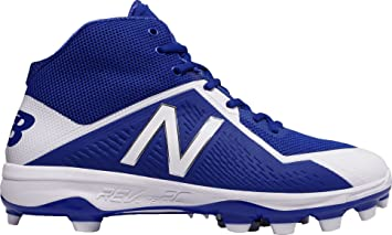4ec9f8afc Image Unavailable. Image not available for. Colour  New Balance Men s  4040v4 Mid Molded Spike ...
