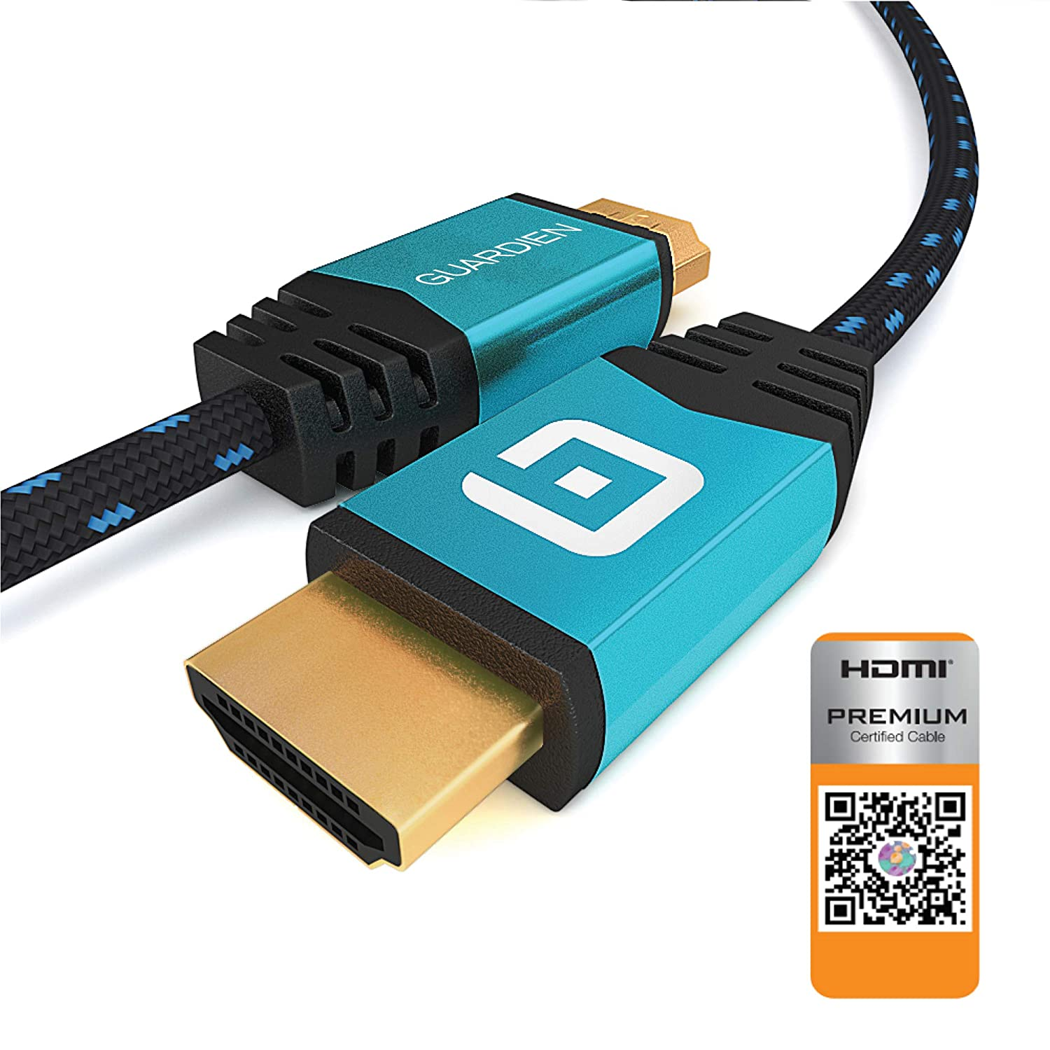 Premium Cable HDMI 3 Metros - Ultra HD 4k HDMI: Amazon.es: Electrónica