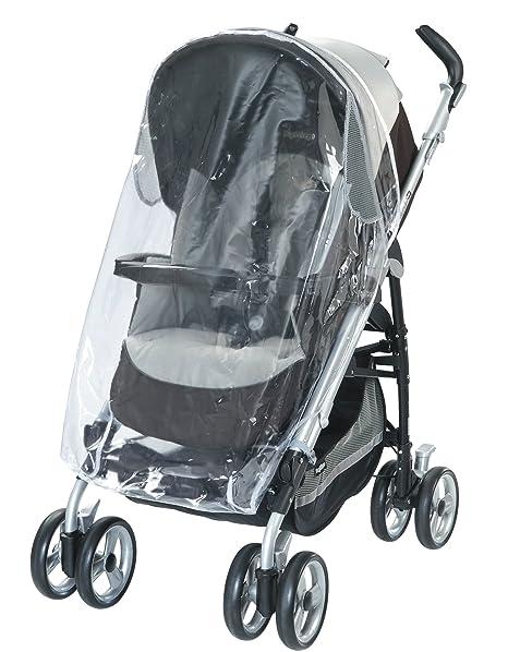Peg Pérego Y0P3RS0000 - Plastico de lluvia para carrito