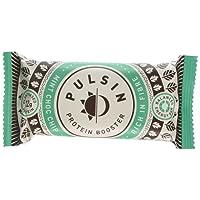 Pulsin' Protein Snack - Mint Choc Chip 18 x 50g bars | Gluten Free | Vegan | Dairy Free