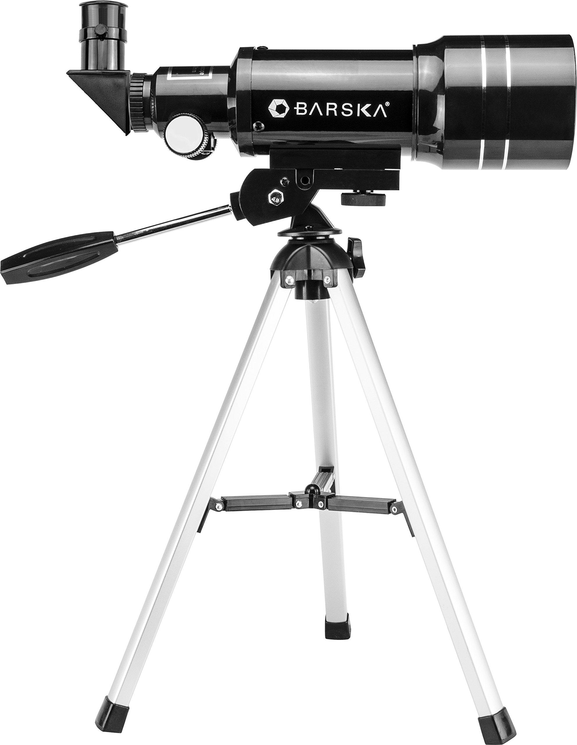 BARSKA 225 Power Starwatcher Telescope Fully Coated 300mm f/4 Refractor