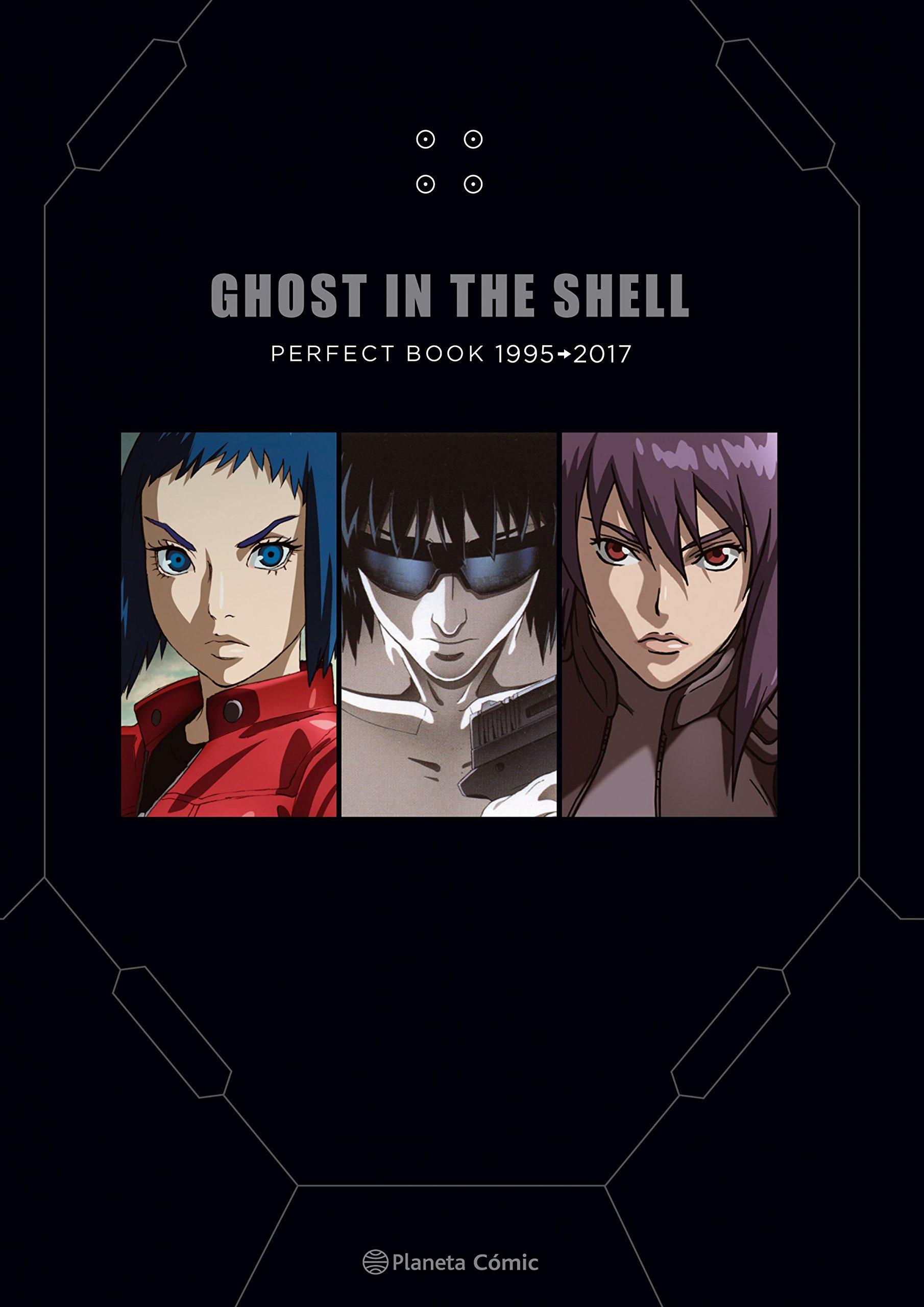 Ghost in the Shell Perfect book 1995-2017 Manga Artbooks: Amazon.es: Masamune, Shirow, Daruma: Libros