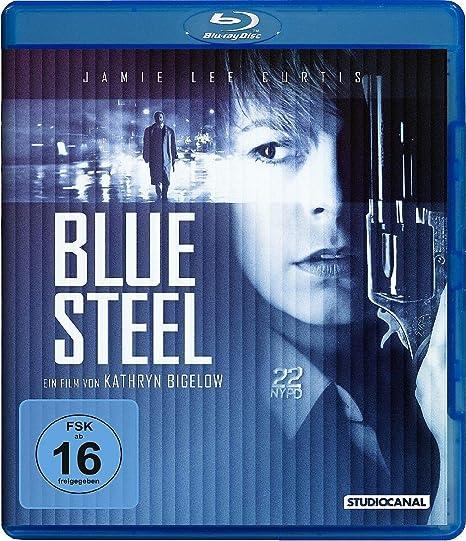 Blue Steel [Italia] [Blu-ray]: Amazon.es: Curtis, Jamie Lee, Silver ...