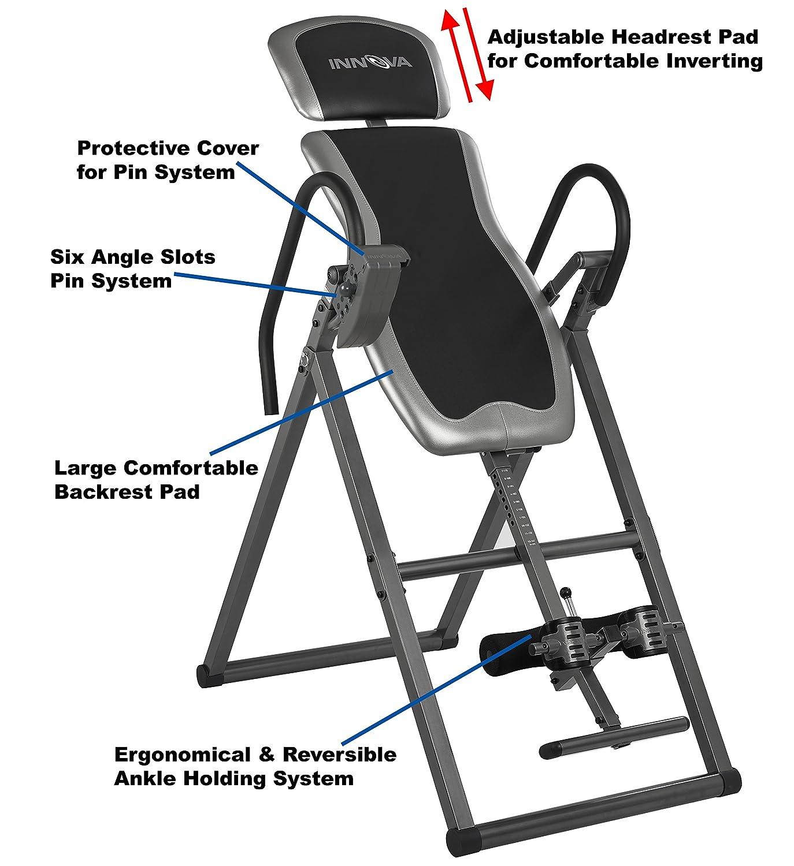 Innova itx9600 Heavy Duty Tabla de inversion Terapia Deluxe: Amazon ...