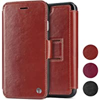 1byone Leather Wallet Folio Case