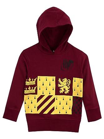 ab7391fe6619f Harry Potter - Sweat-Shirts à Capuche Garçon - 11-12 Ans: Amazon.fr ...