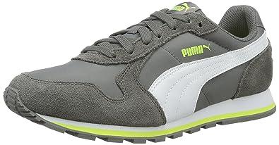Puma St Runner NL Jr, Scarpe da Ginnastica Basse Unisex