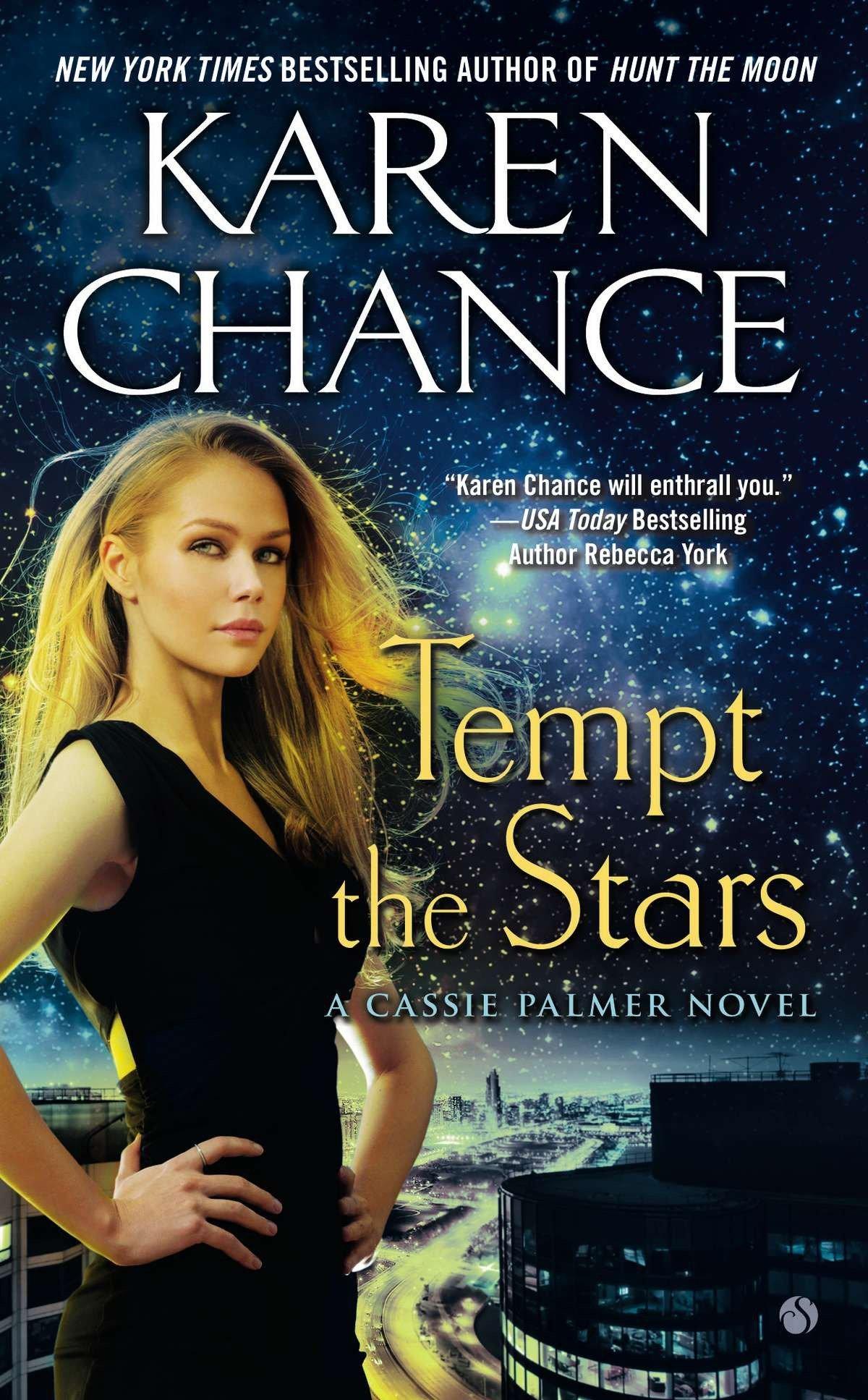 Download Tempt the Stars (Cassie Palmer) pdf epub