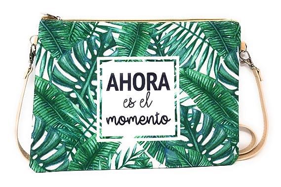 Bolso bandolera tela, Colección Verano 2018,Moda Verano ...