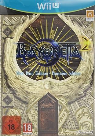 Bayonetta 2 - First Print Edition: Amazon.es: Videojuegos