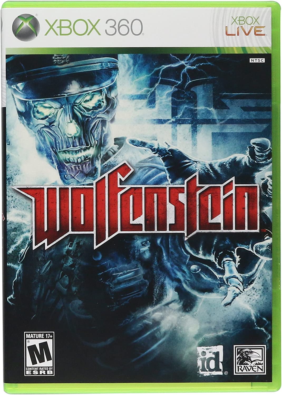 Amazon.com: Wolfenstein - Xbox 360: Activision Inc: Video Games