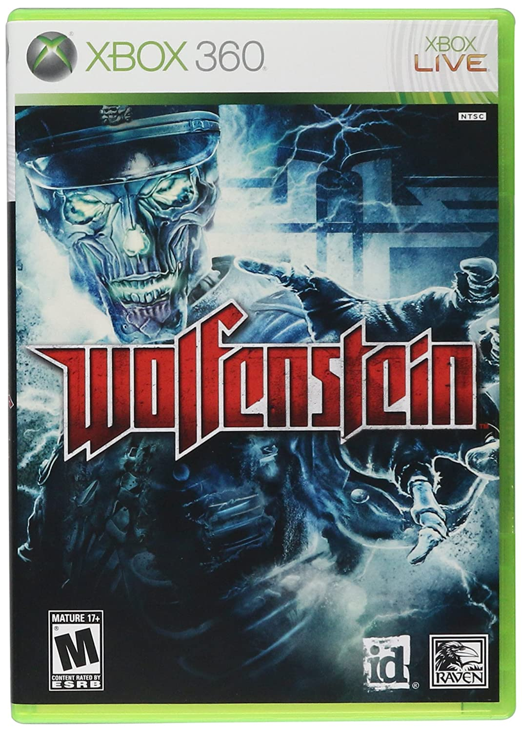 Wolfenstein Xbox 360 Activision Inc Video Games