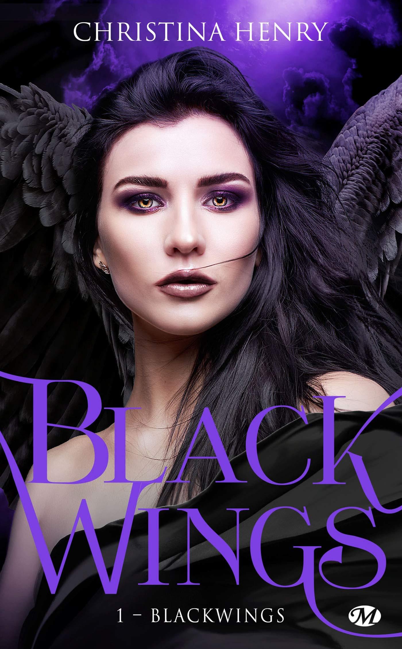 Black Wings, tome 1 de Christina Henry