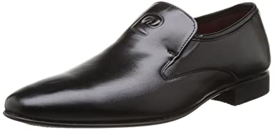 Zaza, Chaussures de ville homme - Noir (Nappa Noir), 43 EUPierre Cardin