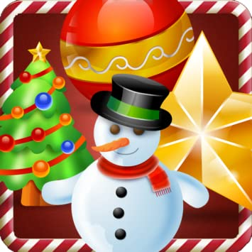 christmas game match 3 a christmas sweeper family puzzle