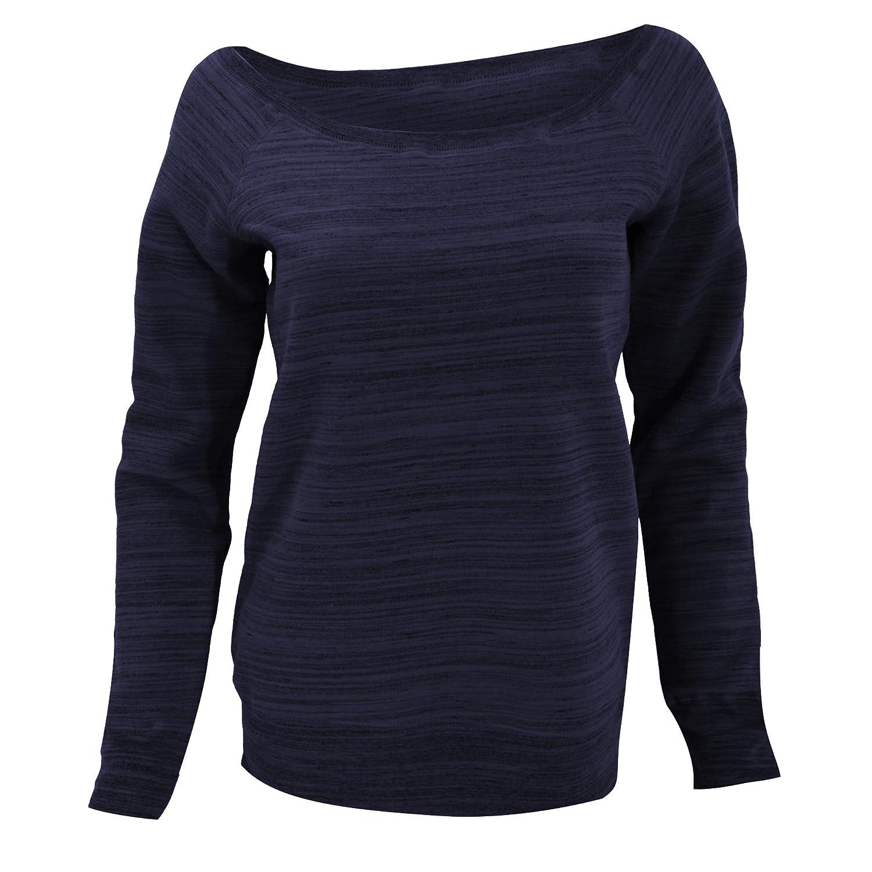 Bella Ladies/Womens Triblend Slouchy Wideneck Sweatshirt Bella + Canvas