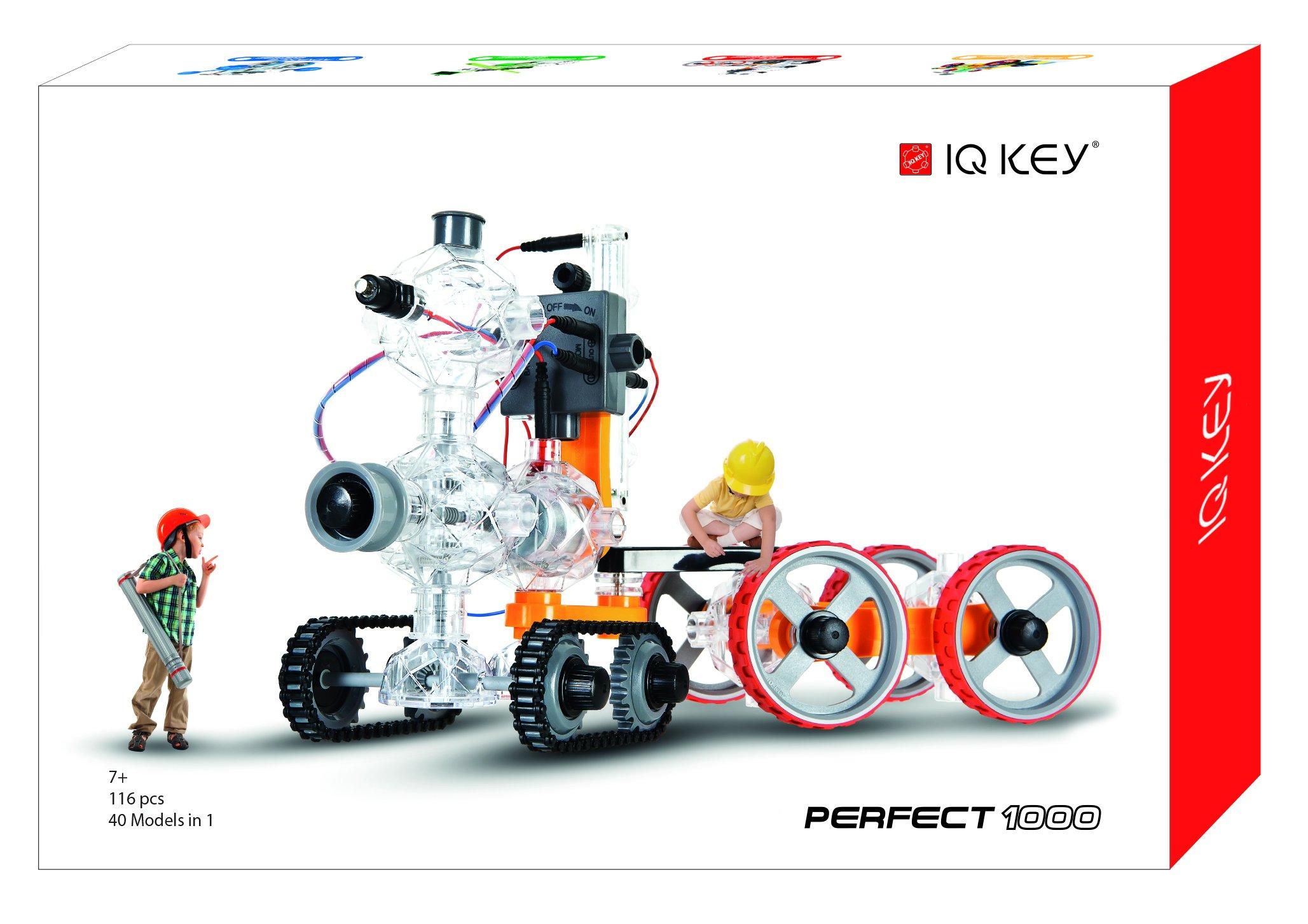 IQ-KEY Perfect 1000 -Educational Assembly Toy Kits