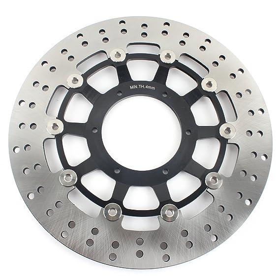 TARAZON Set di 2 Disco Dischi Freno Anteriore per CB600RR CB1000RR CBR 600 1000 RR//CB 1000 R-ABS//CB 1300 F SF