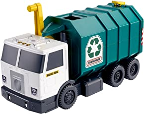 Matchbox Garbage Truck Lrg (Amazon Exclusive)