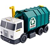Matchbox Garbage Large-scale Recycling Truck, 15""