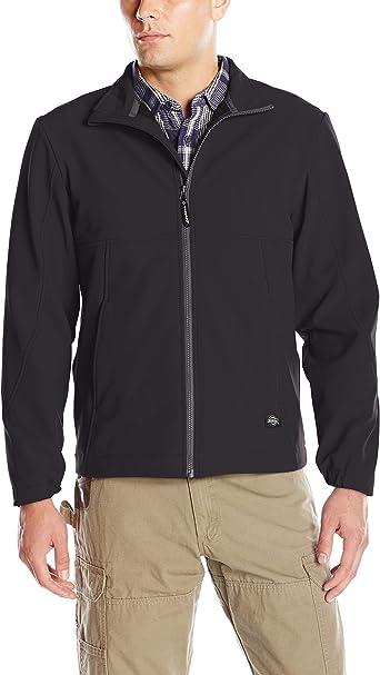 Dickies Mens Water Resistant Softshell Jacket//Workwear