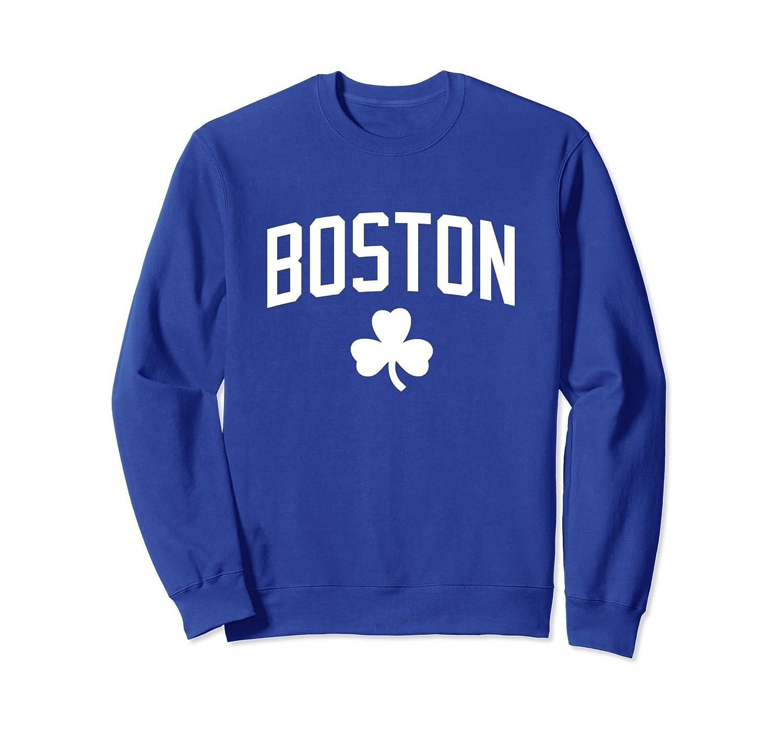Boston sweatshirt - Massachusetts pullover-TH