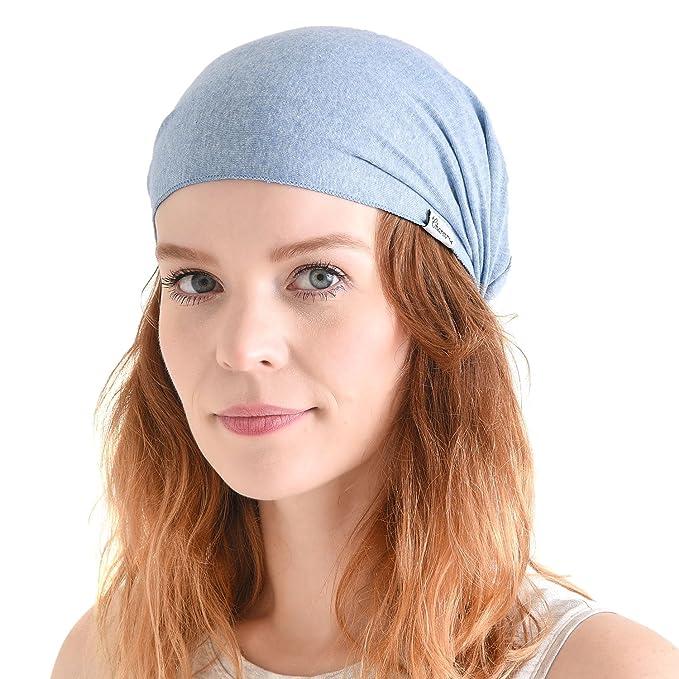 CHARM Casualbox Maglione Headband Con Organico Cotone Turbante Moda Capelli Fascia