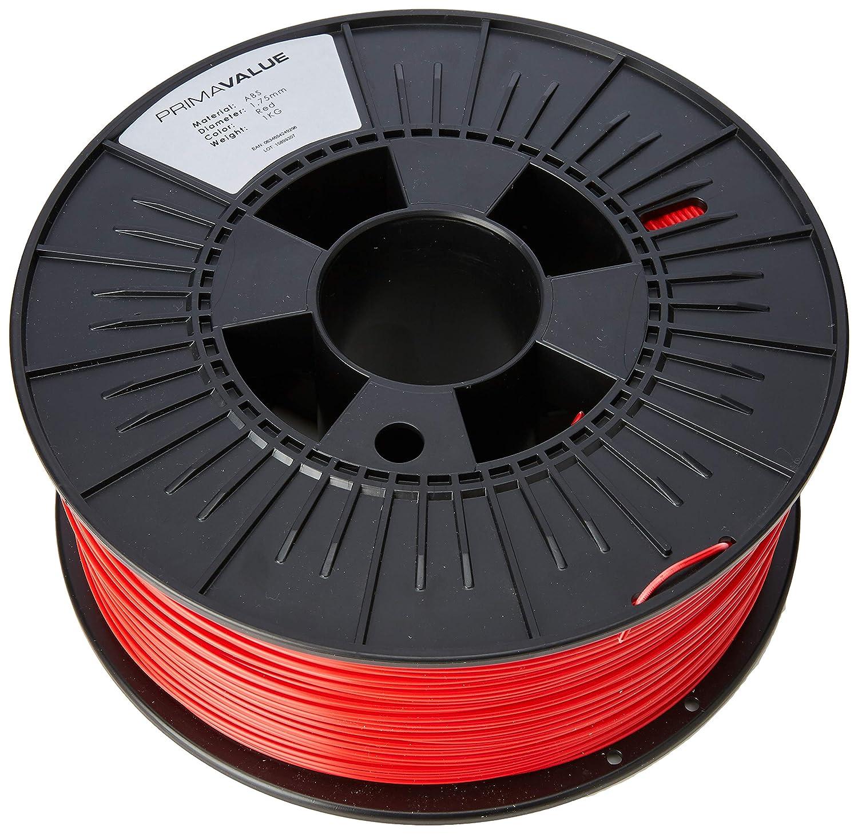 PrimaValue ABS Filament - 1.75mm - 1 kg spool - Black 3D Prima PVABS175BK