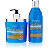Forever Liss Kit Nano Cristalização (Shampoo e máscara)