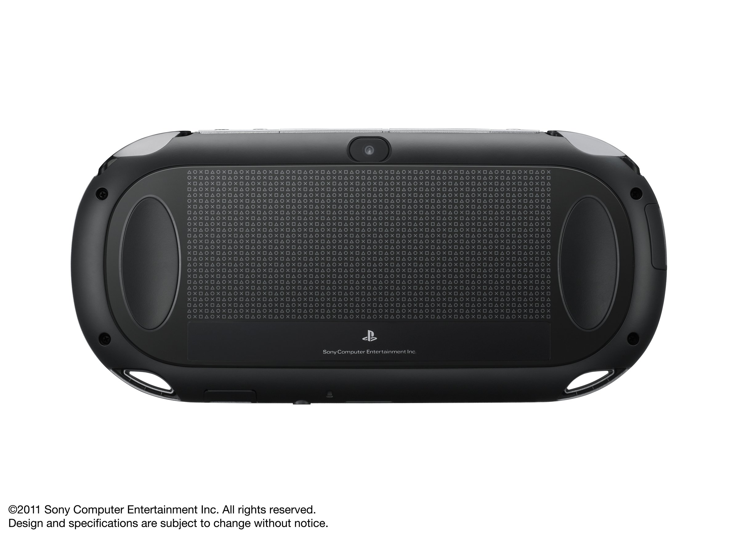 PlayStation Vita 3G/Wi-Fi Model Crystal Black Limited edition (PCH-1100AB01) by Sony (Image #5)