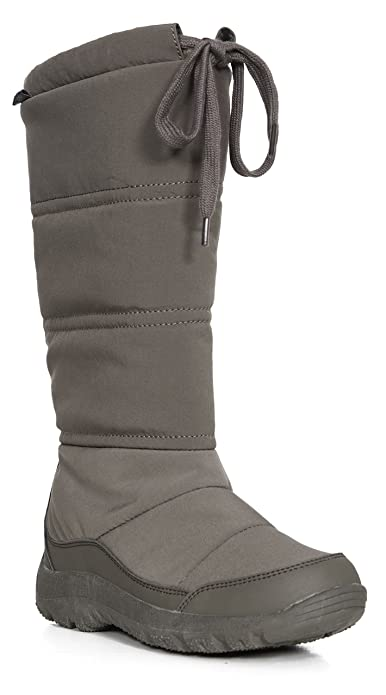 Trespass Philomena, Womens Snow Boots, Brown (Pecan), 3 (36 EU
