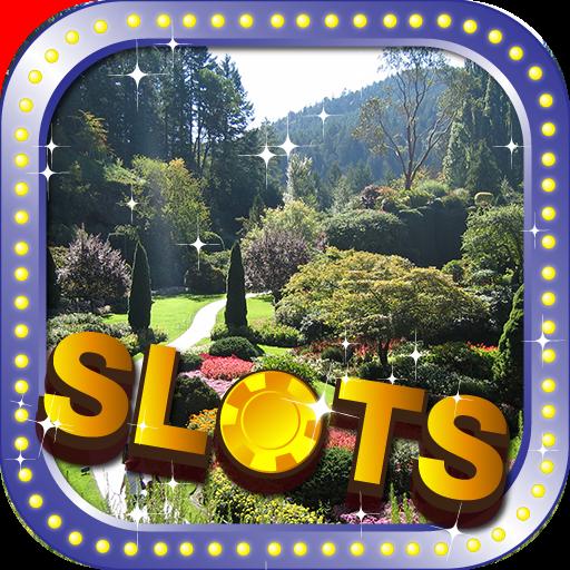 Free Slots Vegas Style : Garden Spintopia Edition - Slots, Poker, Blackjack And More!