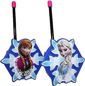 disney la reine des neiges talkie walkies elsa et anna