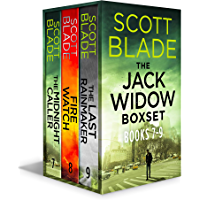 The Jack Widow Series: Books 7-9 (The Jack Widow Series Collection Book 3)