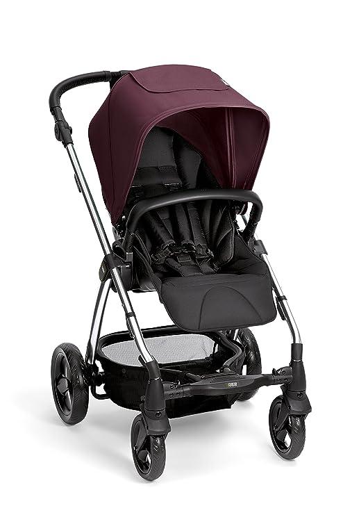 Mamas & Papas - Sillita para bebés Sola 2 rojo mora