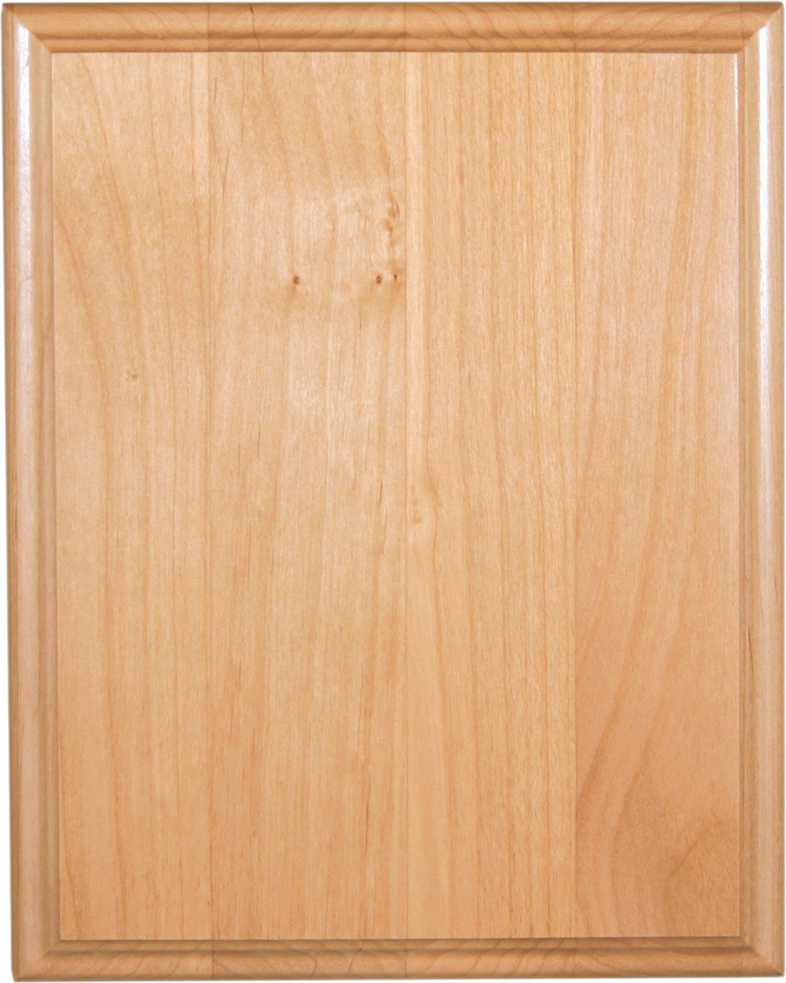 Ridgecrest Genuine Red Alder Wood Plaque, 10.5 by