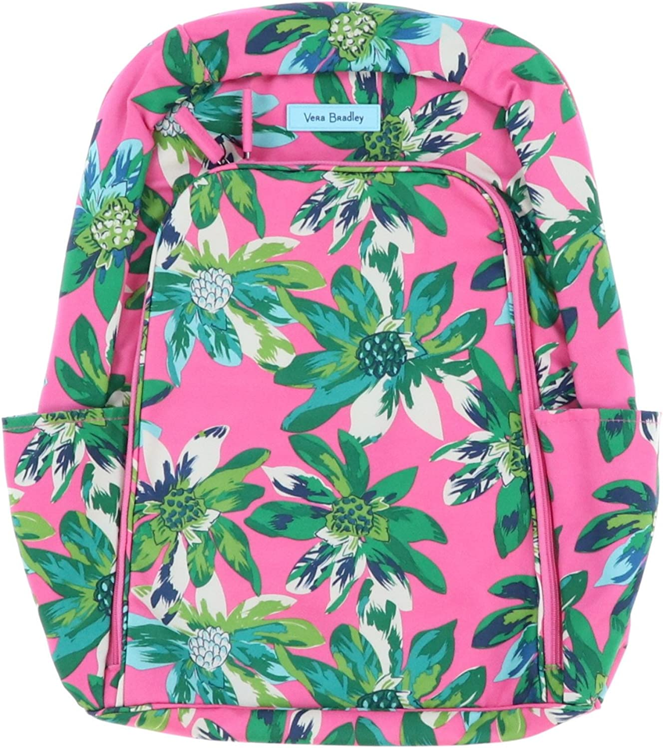 Vera Bradley Laptop Backpack (Tropical Paradise)